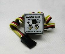 Mini Heading Lock Gyro Gyroscopes GY500 AVCS for RC Helicopter Car Boat Fixed-wi