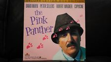 Laserdisc - The Pink Panther (original) starring Peter Sellers (Letterbox)