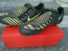 Nike Total 90 Shoot ii  SIZE 9  Green And Black Brand New Never Been Worn