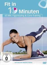 Vital - Fit in 10 Minuten: Figurstyling & Core-Training DVD (2011) Neu