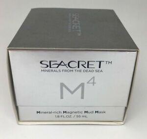 SEACRET M4 Mineral-Rich Magnetic Mud Mask 55ml/320 Eur