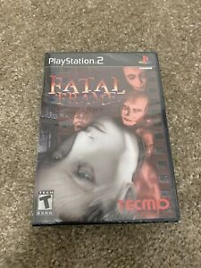 Fatal Frame [PlayStation 2 PS2 Tecmo Project Zero Horror Koei BRAND NEW
