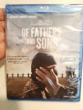 NEW SEALED Of Fathers and Sons Blu-ray best documentary 2018 Kino Lorber FREE SH