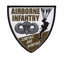 US Paratrooper - Airborne - Jump School - FT Benning - 11B Infantry - Jump Wings