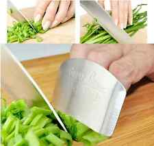 Stainless Steel Finger Hand Protector Guard Chop Safe Slice Knife Tools Hot SELL
