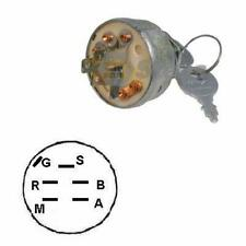 Ignition Switch for Toro Wheel Horse 111215  w/Keys