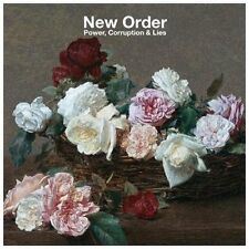 Power, Corruption & Lies by New Order (UK) (Vinyl, Feb-2013, WEA (Distributor))