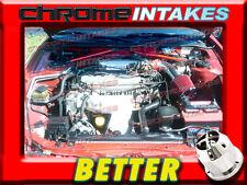 Cf Rojo 90 91 92 93-97 Toyota Corolla / Geo Prizm 1.6 1.6L/1.8 1.8L Toma de Aire