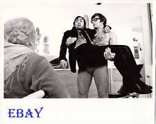 Malcolm McDowell Dave Prowse Vintage Photo Clockwork Orange
