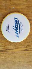 Discraft 5x Paul McBeth Esp Plastic Buzzz Midrange Buzz!