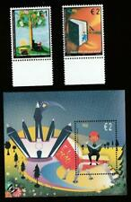 KOSOVO 2010 EUROPA CEPT CHILDREN'S BOOKS MNH SET + SOUVENIR SHEET