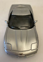 1998 Chevrolet SILVER Corvette Toy Car By New-Ray 1/32 Scale Made 1999 - MINT !!