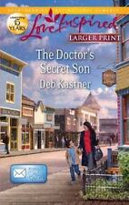 The Doctor's Secret Son (Love Inspired (Large Print))
