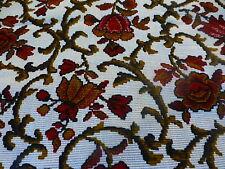 2mx1,25 tissus grand teint ans 50 ,rideaux ,coussins ,2lots disponibles non coup