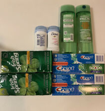 Personal Care Bundle (10 Pieces) Garnier Fructis, Crest, Irish Spring, Dove