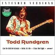 TODD RUNDGREN : EXTENDED VERSIONS (CD) sealed