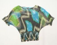 Et Vous Womens Multicoloured   Basic Blouse Size 14  - Abstract
