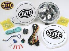 HELLA 500FF Series Driving Lamp / Lights Kit ~ Plus Extra 100W bulbs !