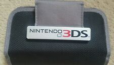 Official Nintendo 3 DS Case Black