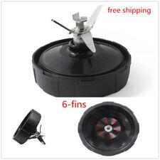 6 Fins Extractor Blade Part For Nutri Ninja Blender 900W 1000W BL450 BL451 BL454