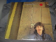 GEORGE HARRISON SOMEWHERE IN ENGLAND  LP ALL THOSE YEARS AGO DARK HORSE[INV-48]