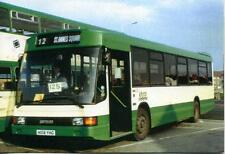 Blackpool Transport Optare Delta No.109 H109YHG Cleveleys 1990s photo postcard