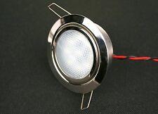 """LED Dome Light - High Power 2.3"""" LED Downlight - 12VDC - Waterproof - 200 Lumen"""