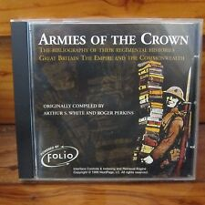Armies Of The Crown CD-ROM The Naval & Military Press 1999
