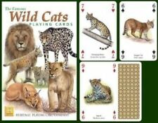 Heritage Playing Cards - The Famous Wild Cats - NEW & SEALED