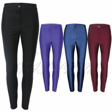 High Shiny Trousers for Women