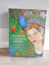 SECRETS OF THE MYSTIC GROVE CARDS BOOK TAROT INSPIRATION GUIDANCE SELF WISDOM