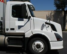 Ftvl280 2006-2014 Volvo Vnl 64t 2dr Big Truck Stainless Steel Fender Trim