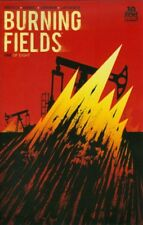 Burning Fields (2015) #1 of 8 (2nd Print Variant)
