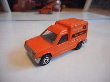 "Majorette Renault Express ""Europcar"" in Orange"