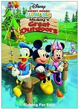 Mickey Mouse Clubhouse: Mickey's Great Outdoors DVD