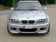 d'ORIGINE BMW E46 M-Sport M PARE CHOC AVANT BAS séparateur SPOILER PTN bordure