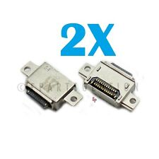 2X Samsung Galaxy S8 G950 S8 Plus G955 USB Charger Charging Port Dock Connector