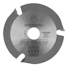Disc grinder 4 1/2in for wood