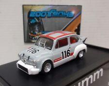 Brumm Bm0372 Fiat Abarth 1000 Gr.2/70 N.116 3