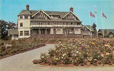 Burnaby British Columbia Canada~Century Gardens~Mansion Art Center~1960s PC