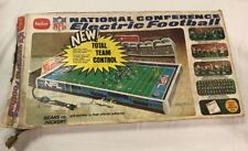 Tudor NFL electric Football National Conference  game Packers Bears