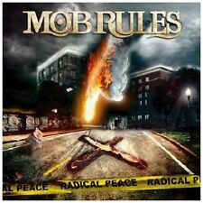 MOB RULES - Radical Peace CD