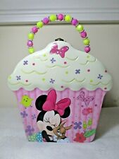 New - Minnie Mouse  Tin Box