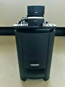 Bose CineMate GS Series 2 digital home theatre system