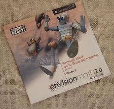 enVision Math 2.0 Grade 3 Teacher Resource Spanish CD Rom Espanol 9780328869602