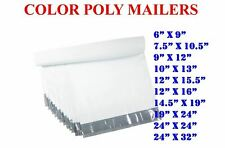 Poly Mailers Shipping Bags Envelopes Packaging Premium Bag 9x12 10x13 145x19