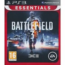Battlefield 3 Sony Ps3 PlayStation 3 Essentials & UK