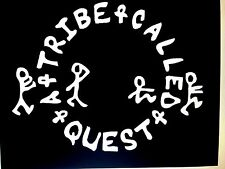 A Tribe Called Quest Sticker Decal (Hip Hop, Old School, 90's) BOMBA