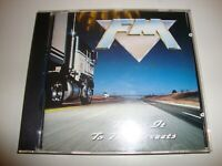 Rare FM - Takin' It To The Streets CD Album CDMFN 119 Music For Nations OOP