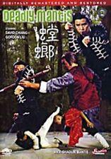 Deadly Mantis - Hong Kong Kung Fu Martial Arts Action movie Dvd - New Dvd